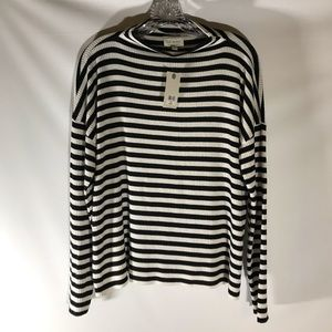 Lucky brand striped sweater